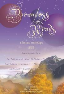 Dreamless Roads Anthology Cover